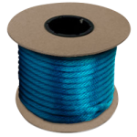 Braided MFP Halter Rope 5/8 in. x 200 ft. Turquoise-CWC 115413