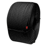 Polypropylene Oyster Rope 1/4 in. x 1200 ft. Black-CWC 300043