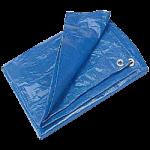 Regular-Duty Tarp 6' x 8' Blue-CWC 070612