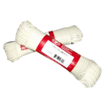 Sash Cord Size #8 1/4 in. x 100 ft. White-CWC 124605