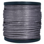 Spectra® Rope 12-Strand 1/4 in. x 600 ft. Grey-CWC 353346