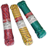 Utility Cord 3/8 in. x 100 ft. Assorted Colors-CWC 115007