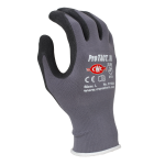 CWC ProTACT III Micro-Foam Nitrile Coated Gloves, Large