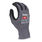 CWC ProTACT III Micro-Foam Nitrile Coated Gloves, X-Large