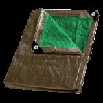 Combo Tarp 8' x 10' Brown & Green-CWC 070808